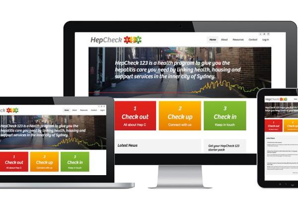 HepCheck 1 2 3 cross-organisation Health Management Tool