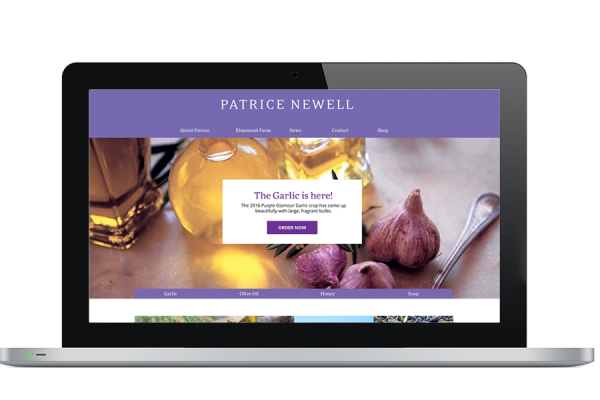 Patrice Newell biodynamic online shop